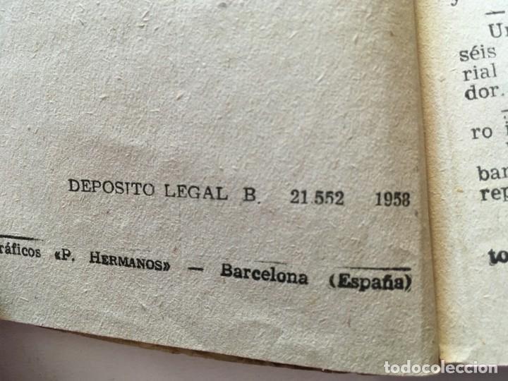 Libros antiguos: novela policiaca coleccion el buho,nº 95 el as de pique,por henry holt - Foto 4 - 194488981