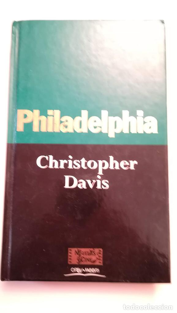 PHILADELPHIA - CHRISTOPHER DAVIS (Libros antiguos (hasta 1936), raros y curiosos - Literatura - Terror, Misterio y Policíaco)