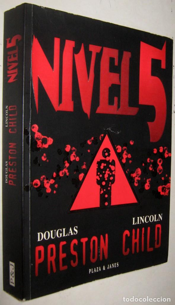 Libros antiguos: NIVEL 5 - DOUGLAS PRESTON Y LINCOLN CHILD - Foto 1 - 194863480