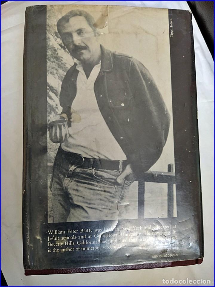 Libros antiguos: 1971: EL EXORCISTA. - Foto 4 - 195135833