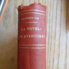 Libros antiguos: LOS MALDITOS DEL PACIFICO Y DOS MÁS (VER DETALLE). GEORGES SIM.(SIMENON) AVENTURAS.. Lote 195228022