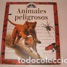 Libros antiguos: ANIMALES PELIGROSOS. DESCUBRIMIENTOS. DR JHON SEIDENSTICKER. Lote 195270923