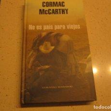 Libri antichi: NO ES PAIS PARA VIEJOS CORMAC MCCARTHY MONDADORI COMO NUEVO. Lote 195660830