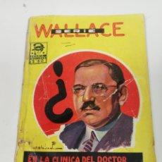 Libros antiguos: O. MONTGOMERY. EN LA CLINICA DEL DOCTOR WHIMSTER. Lote 196679297
