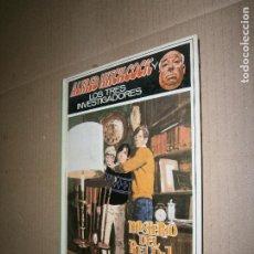Libros antiguos: LOTE DE NOVELAS DE ALFRED HITCHCOCK. Lote 197310002