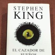 Libros antiguos: EL CAZADOR DE SUEÑOS. STEPHEN KING. CÍRCULO DE LECTORES.. Lote 197459947