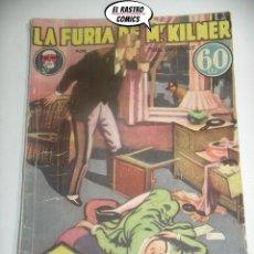 Libros antiguos: SEXTON BLAKE Nº 41, LA FURIA DE MR KILNER, ED. HYMSA AÑO 1934, DETECTIVES Y AVENTURAS, PULP. Lote 197480256