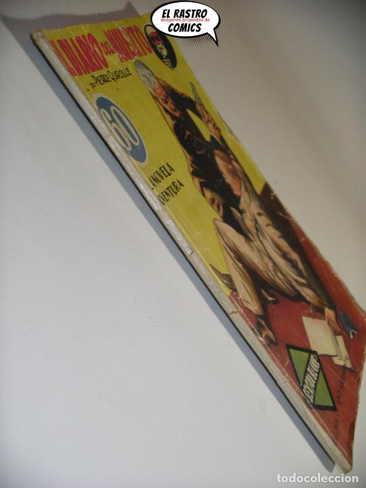 Libros antiguos: Sexton Blake nº 43, El diario del muerto, ed. Hymsa año 1934, Detectives y aventuras, pulp - Foto 3 - 197480667