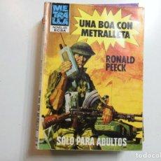 Libros antiguos: METRALLA Nº 61 ECSA. Lote 198763333