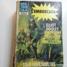 Libros antiguos: METRALLA Nº 64 ECSA. Lote 198763455