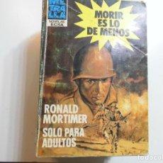 Libros antiguos: METRALLA Nº 91 ECSA. Lote 198764331
