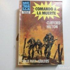 Libros antiguos: METRALLA Nº 106 ECSA. Lote 198764423