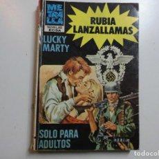Libros antiguos: METRALLA Nº 129 ECSA. Lote 198764716