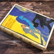 Libros antiguos: NUEVAS Y ULTIMAS AVENTURAS DE SHERLOCK HOLMES POR A. CONAN DOYLE NOVELA UNICA RARISMA. Lote 201218625