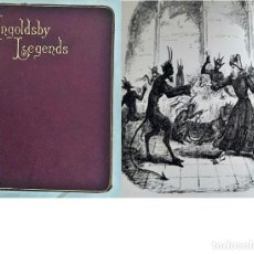 Libros antiguos: AÑO 1894: THE INGOLDSBY LEGENDS. HISTORIAS DE FANTASMAS, DIABLOS, SATÍRICA.... Lote 203856363