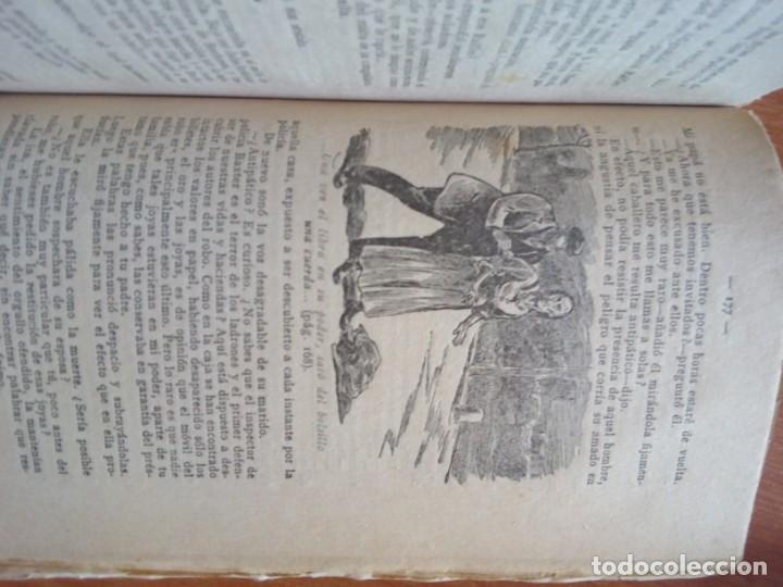 Libros antiguos: AVENTURAS DE JOHN C. RAFFLES / EL INCOGNITO MISTERIOSO - Foto 6 - 204522018