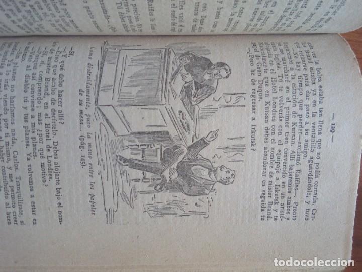 Libros antiguos: AVENTURAS DE JOHN C. RAFFLES / EL INCOGNITO MISTERIOSO - Foto 8 - 204522018