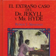 Libros antiguos: EL EXTRAÑO CASO DEL DR. JEKYLL Y MR. HYDE. SIR ARTHUR CONAN DOYLE. NOVELA DE AVENTURAS.. Lote 206594978
