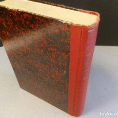Libros antiguos: ALEJANDRO DUMAS. NOVELAS ILUSTRADAS. EL CONDE DE MONTECRISTO 1 Y 2 Y ASCANIO. 1933, 34 Y 35.. Lote 206867940