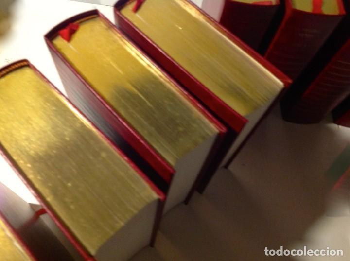 Libros antiguos: Edgar Wallace – Obras Selectas – Carroggio, 1985 – 11 LIBROS Tapa Roja Colección - Foto 4 - 208390800