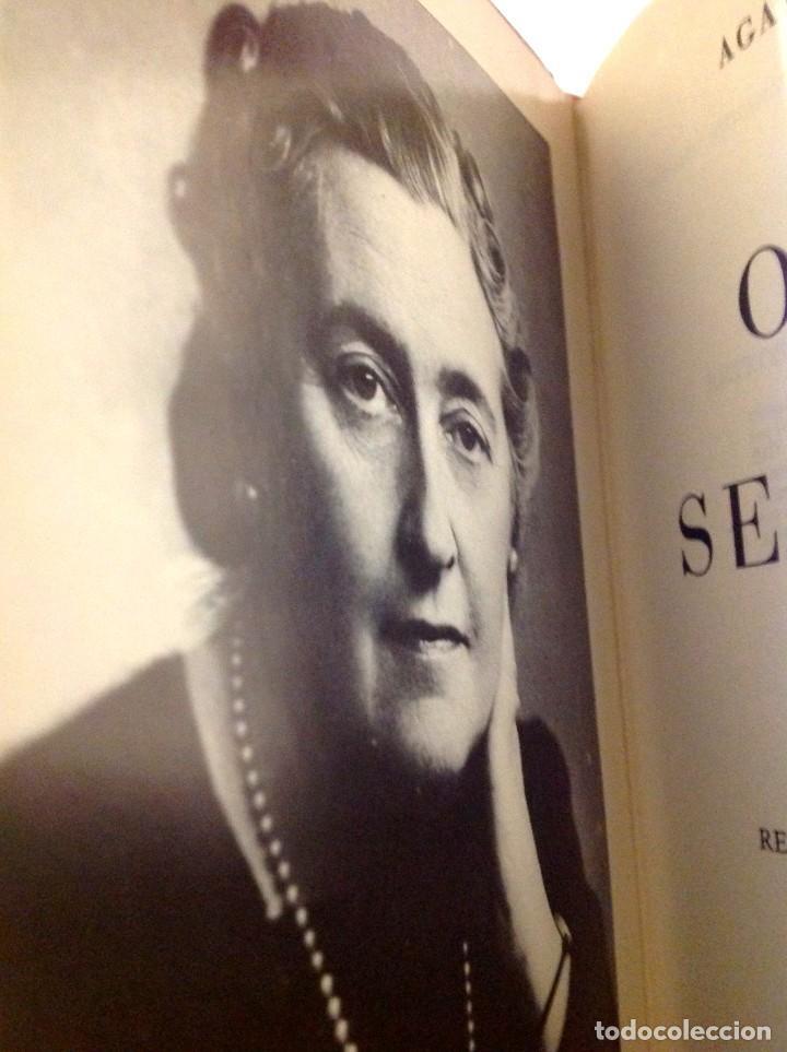 Libros antiguos: Edgar Wallace – Obras Selectas – Carroggio, 1985 – 11 LIBROS Tapa Roja Colección - Foto 9 - 208390800