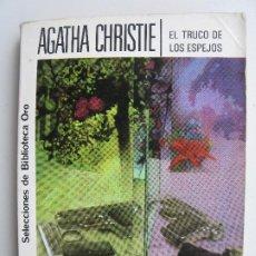 Livres anciens: EL TRUCO DE LOS ESPEJOS. AGATHA CHRISTIE. EDITORIAL MOLINO. Lote 214387950