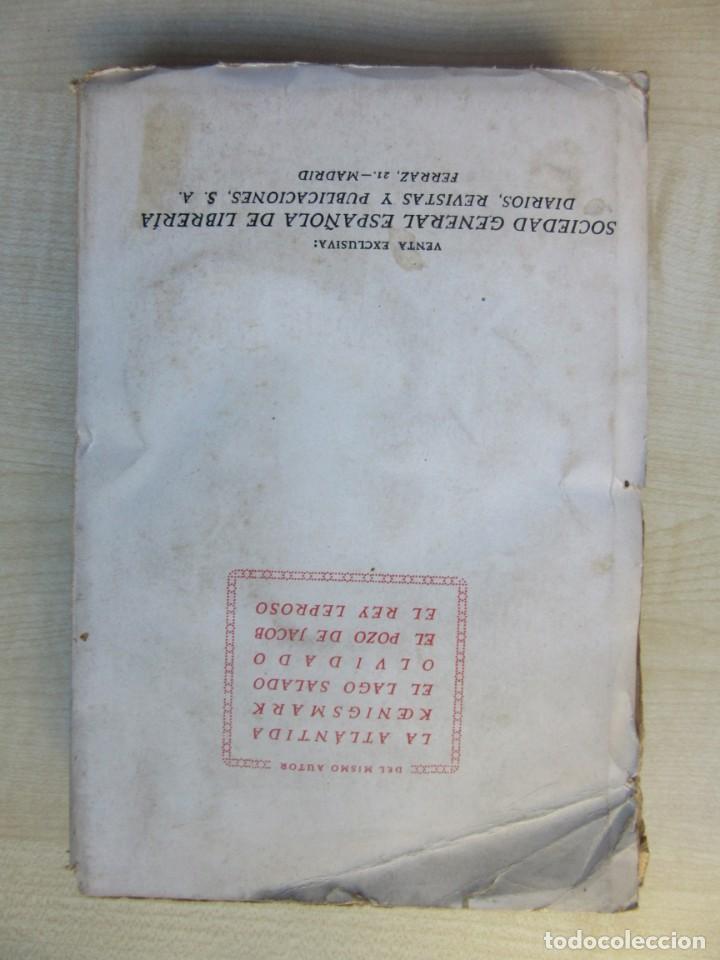 Libros antiguos: Por Don Carlos Autor Pierre Benoit Ediciones Aura 1929 - Foto 3 - 217021298