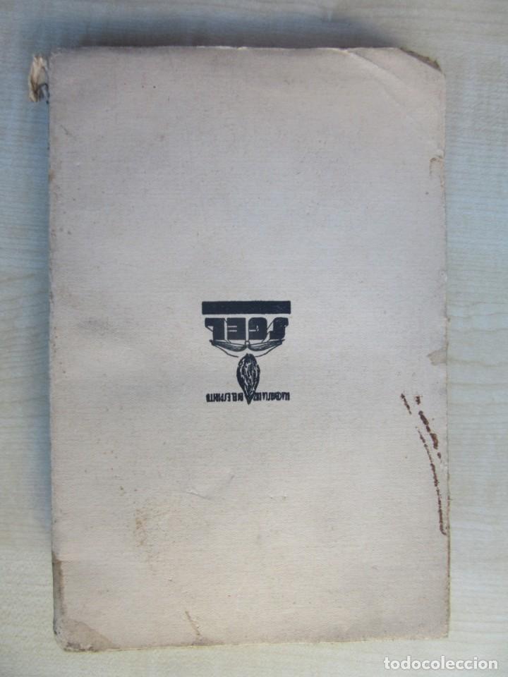 Libros antiguos: El Rey Leproso Autor Pierre Benoit Edita Dirección General de Librería a927 - Foto 3 - 217022781