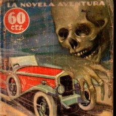 Libros antiguos: STEEMAN : EL YO YO DEL CRISTAL (NOVELA AVENTURA, 1934). Lote 217589176