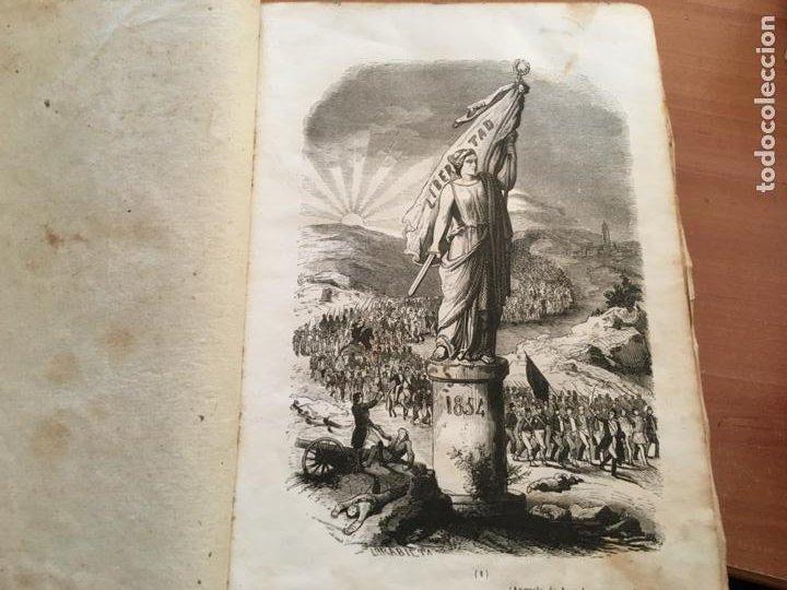 Libros antiguos: EL PALACIO DE LOS CRIMENES O EL PUEBLO Y SUS OPRESORES WENCESLAO AYGUALS DE ISCO 1855 (LB48) - Foto 3 - 222983196