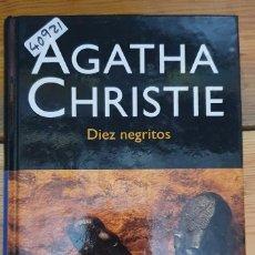 Libros antiguos: 40921 - AGATHA CHRISTIE - DIEZ NEGRITOS - EDITORIAL MOLINI - AÑO ?. Lote 278795153