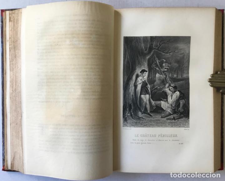 Libros antiguos: OEUVRES DE... TOME XXV. - SCOTT, Walter. - Foto 4 - 239551070
