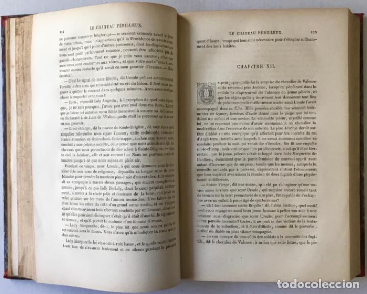 Libros antiguos: OEUVRES DE... TOME XXV. - SCOTT, Walter. - Foto 5 - 239551070