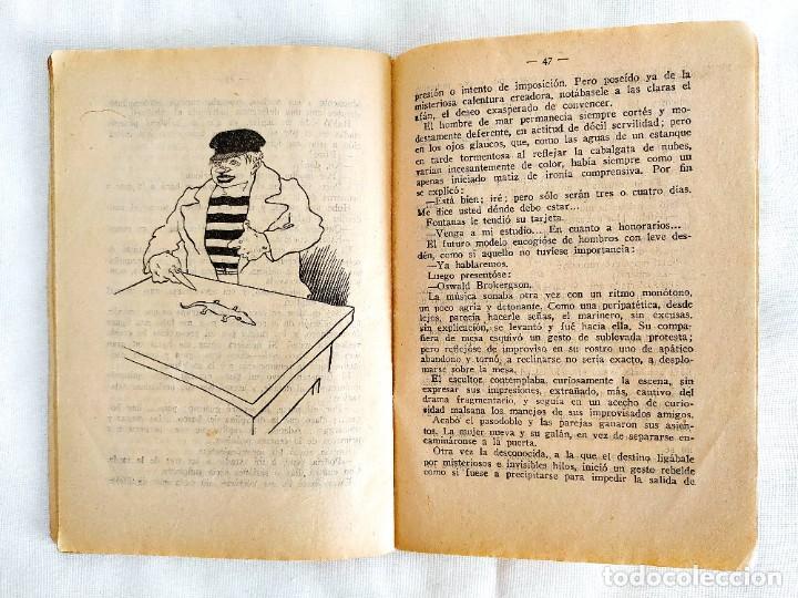 Libros antiguos: 1931 - HOYOS Y VINENT: LA PUERTA QUE SE CERRABA SOBRE LA ETERNIDAD - Foto 4 - 239968260