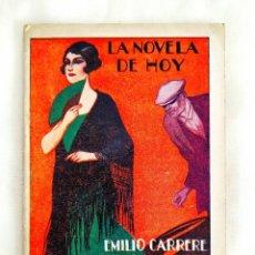 Libros antiguos: 1927 - CARRERE - LA EMPERATRIZ DEL RASTRO. Lote 239968800
