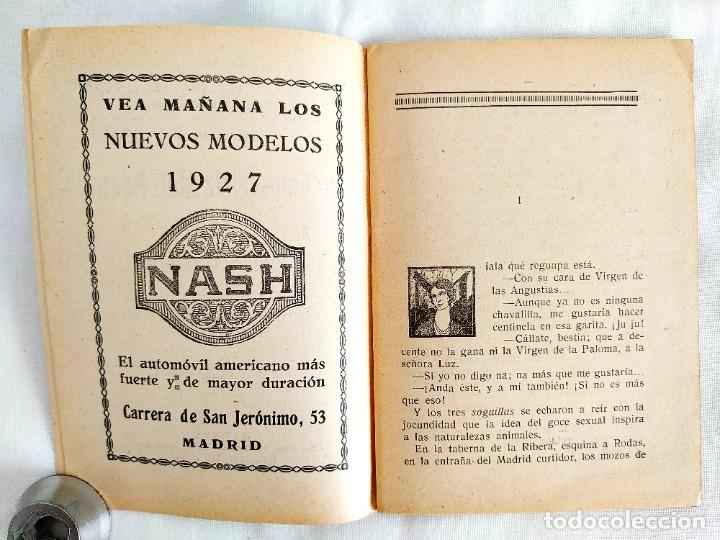 Libros antiguos: 1927 - CARRERE - LA EMPERATRIZ DEL RASTRO - Foto 2 - 239968800