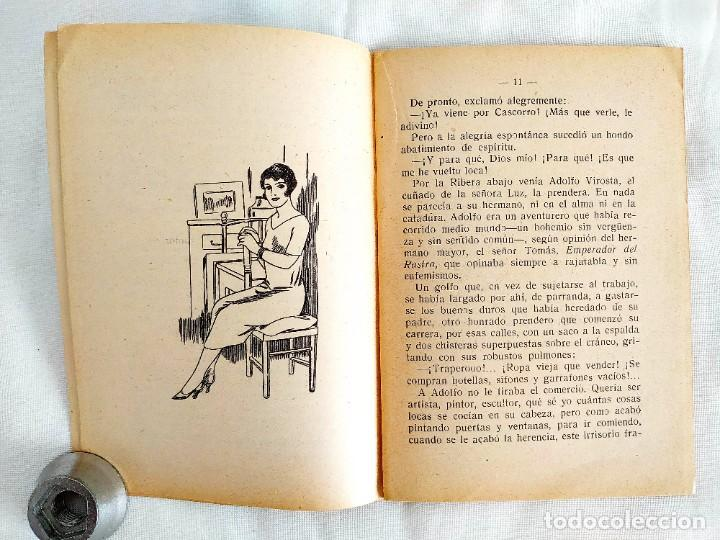 Libros antiguos: 1927 - CARRERE - LA EMPERATRIZ DEL RASTRO - Foto 3 - 239968800