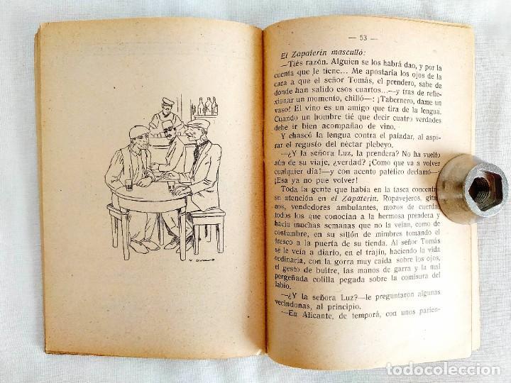 Libros antiguos: 1927 - CARRERE - LA EMPERATRIZ DEL RASTRO - Foto 4 - 239968800
