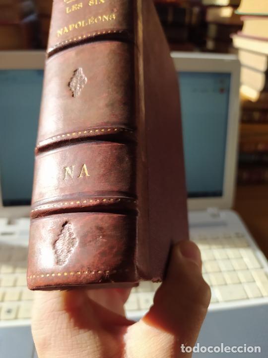 Libros antiguos: Volumen con varias obras de sherlock Holmes, de Conan Doyle. Edicion francesa de 1905, ed. EDP. - Foto 4 - 241848090