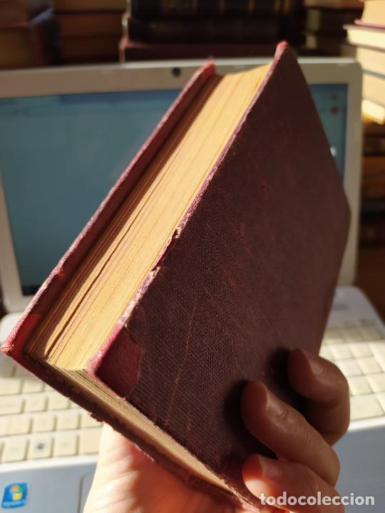 Libros antiguos: Volumen con varias obras de sherlock Holmes, de Conan Doyle. Edicion francesa de 1905, ed. EDP. - Foto 6 - 241848090