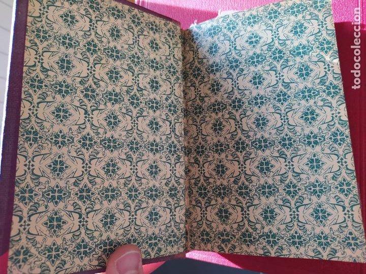 Libros antiguos: Volumen con varias obras de sherlock Holmes, de Conan Doyle. Edicion francesa de 1905, ed. EDP. - Foto 8 - 241848090