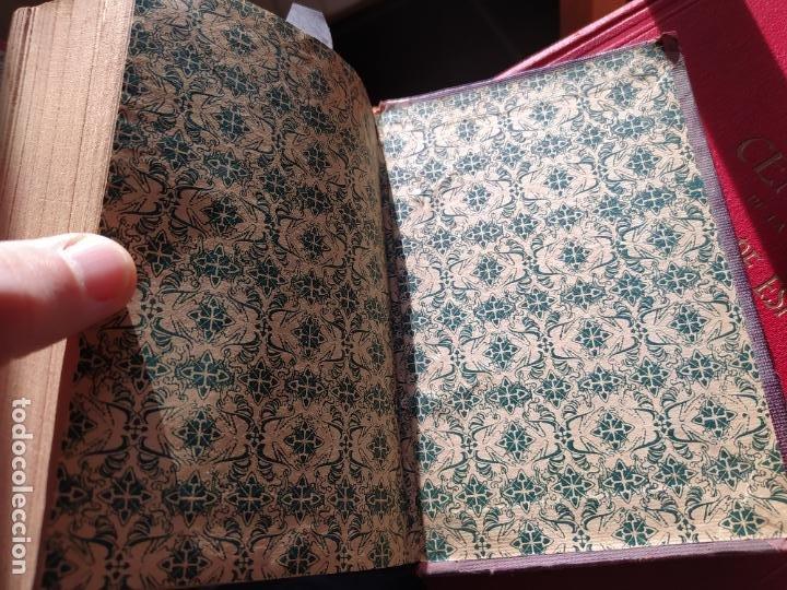 Libros antiguos: Volumen con varias obras de sherlock Holmes, de Conan Doyle. Edicion francesa de 1905, ed. EDP. - Foto 21 - 241848090