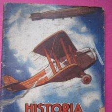 Libros antiguos: HISTORIA GRAFICA DE LA NAVEGACION AEREA MUY ILUSTRADA .. Lote 245307065