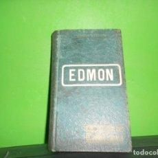 Libros antiguos: EDMON - ALFONS MASERAS - BIBLIOTECA DE EL POBLE CATALA 1908 - DISPONGO DE MAS LIBROS. Lote 252979235