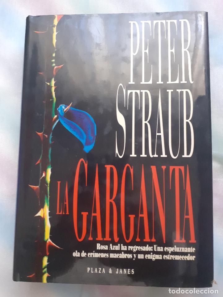 LA GARGANTA - PETER STRAUB (Libros antiguos (hasta 1936), raros y curiosos - Literatura - Terror, Misterio y Policíaco)