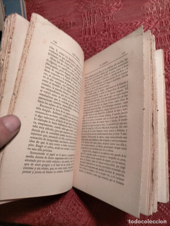 Libros antiguos: Cuentos de inquietud por José Conrad . montaner y simon s.a. barcelona - Foto 5 - 262595610