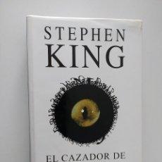 Libros antiguos: LIBRO STEPHEN KING - EL CAZADOR DE SUEÑOS. Lote 138906662