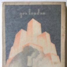 Libros antiguos: DOS MESES CON LOS BANDIDOS DE CHICAGO. - LONDON, GEO.. Lote 123209634