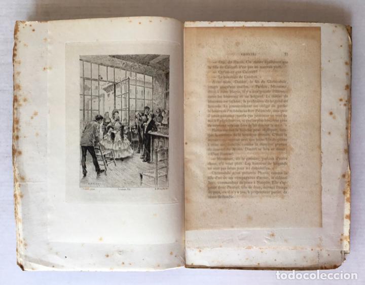 Libros antiguos: LE ROI DES MONTAGNES. - ABOUT, Edmond. - Foto 3 - 267054284