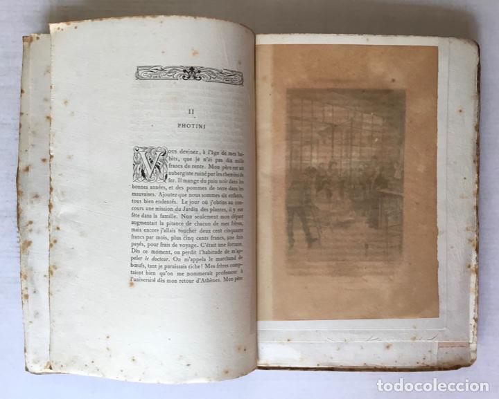 Libros antiguos: LE ROI DES MONTAGNES. - ABOUT, Edmond. - Foto 4 - 267054284